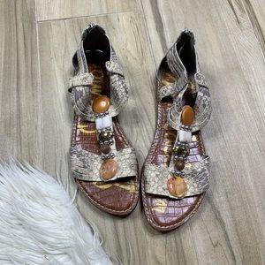 Sam Edelman Gifford Sandal Boho Size 11